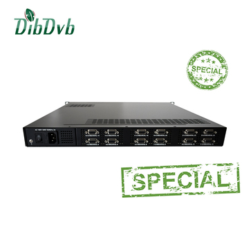 Low bitrate 24 AV to SD MPEG2 IP Encoder for IPTV Solution