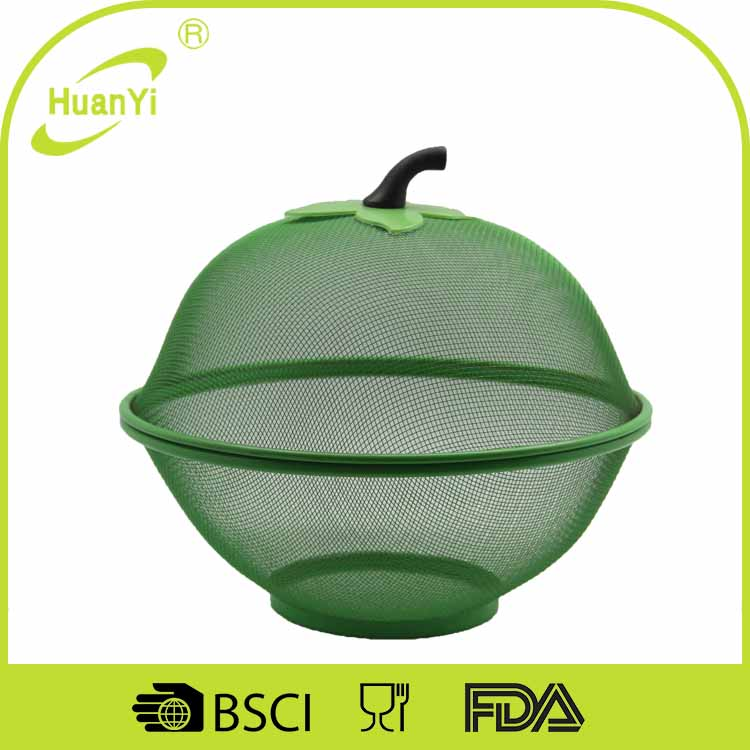 Factory Kitchen Tools metal wire fruit basket (HY0789)