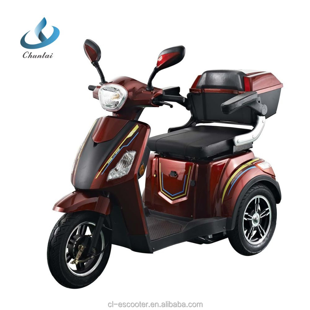 EEC electric Handicapped tricycle for adults disabled tricycle