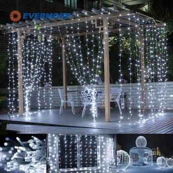 Evermore Outdoor Decoration Letter Led Curtain Wedding Light Buy