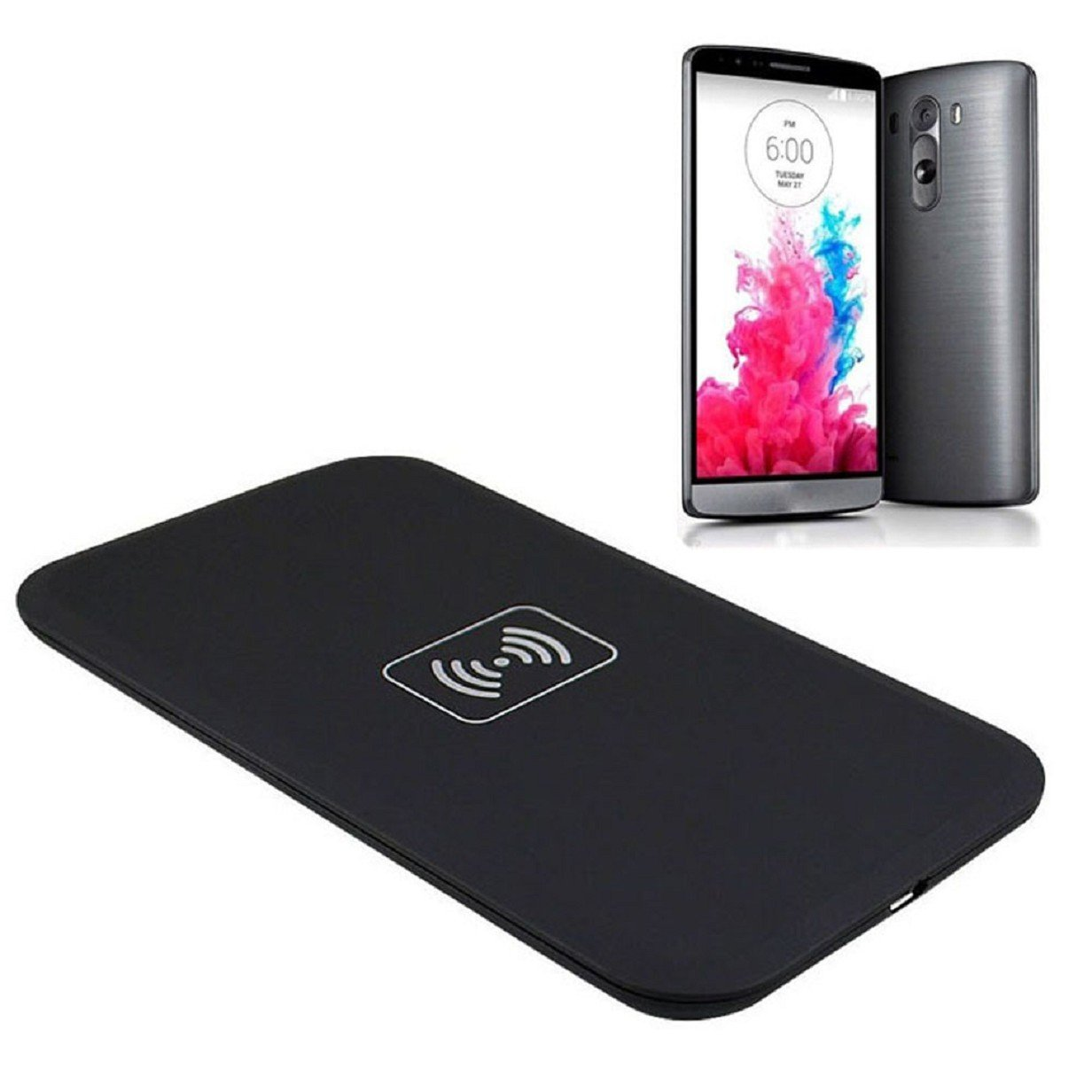 QI Wireless Charging Charger Power Pad For iPhone for