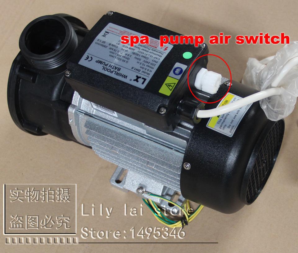 For Lx Pump Micro Switch Spa Hot Tub Bath Pump Blower Air
