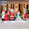 Custom inflatable yard decoration christmas decoration