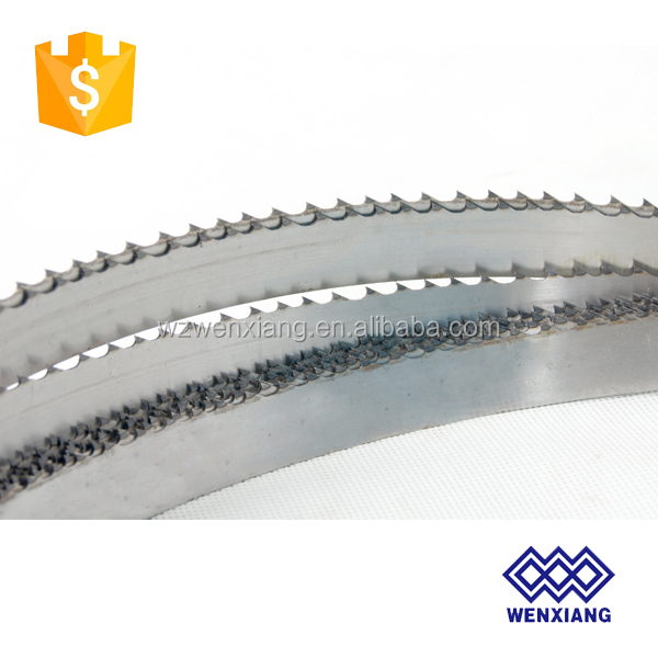 China meat band saw blade roll coil manufacturer