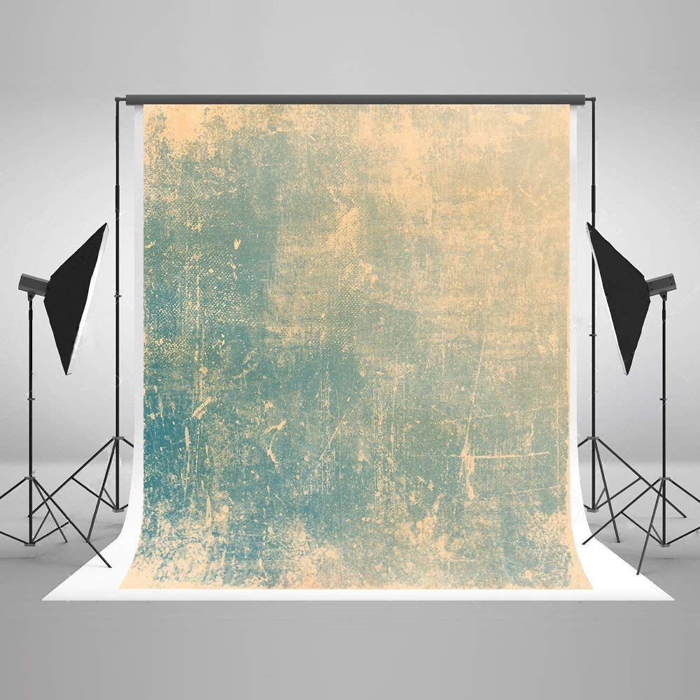 Kate 5x7ft Abstract Photography Backdrops Abstract Backdrops for Photographers Texture Microfiber Old Master Photo Background for Photography Head Shot Portrait Photo Backdrop Photography Props