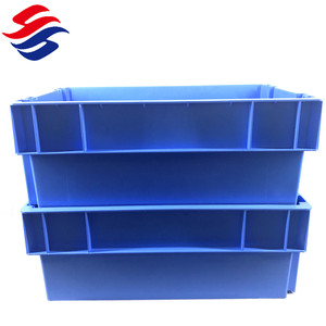 Custom made potato plastic crates popular plate stackable crate