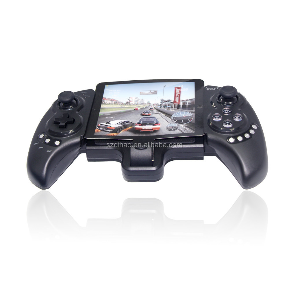 DIHAO Factory Direct Offer iPega PG-9023 Wireless Bluetooth Game Pad Controller For Phone/Pod/Pad/Android Phone/Tablet PC