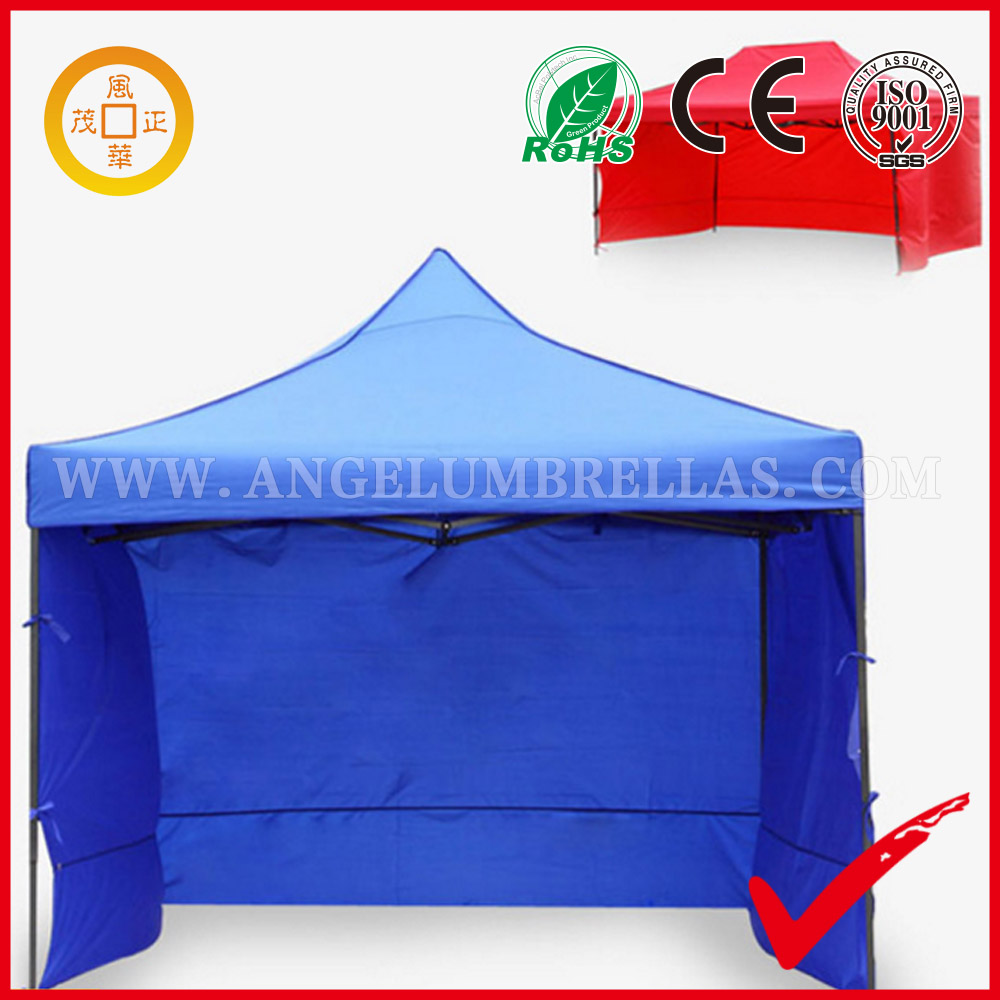 High Quality! 3*3m Oxford Fabric Metal Frame Roof Tent with 3 Walls