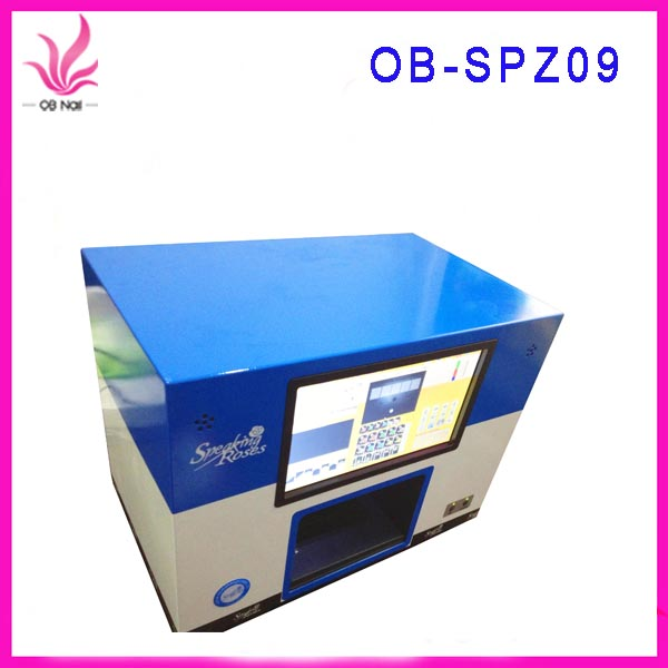 2014 Hot Sale Metic Nail Printing Machine,Diy Flower Nail Art ...