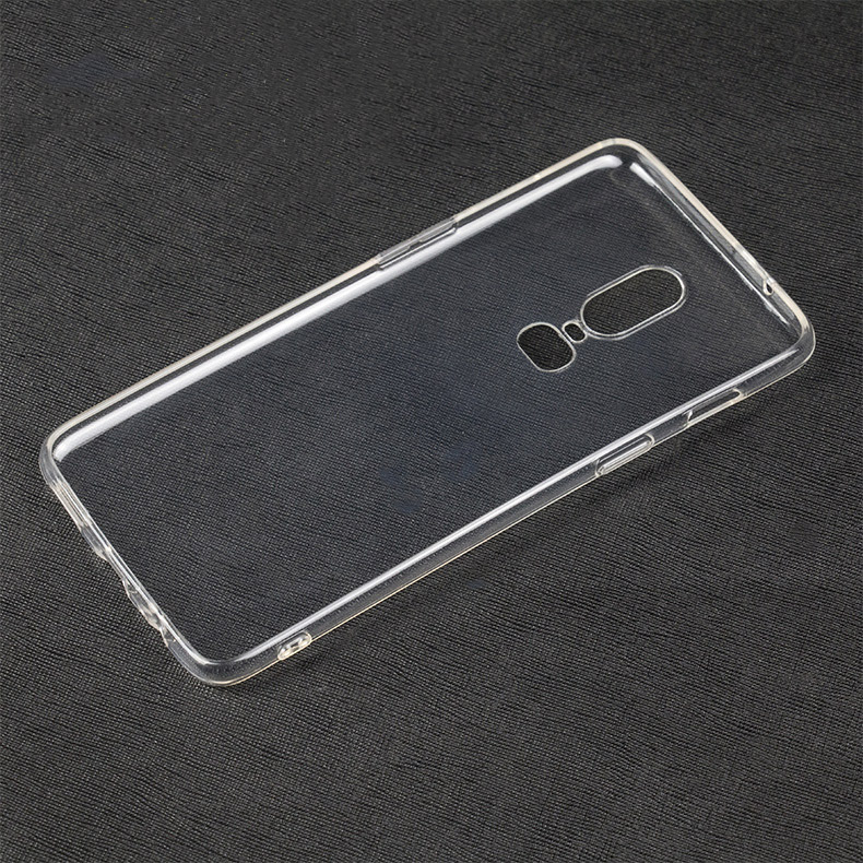 the latest 9460e 5bc1c 1.0mm Transparent Clear Tpu Case For Oneplus 6 Gel Acover,For One ...