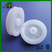 Factory price customized nylon plastic pulley
