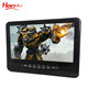 Support USB Disk SD/MMC Card 7inch Mini LCD Portable Television