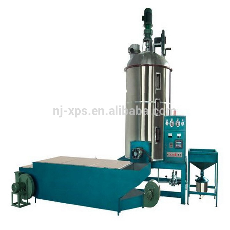 Preferential eps expandable polystyrene shape moulding machine