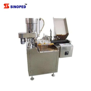 Penicilline Bottle Filling and Rubber Stoppering Machine
