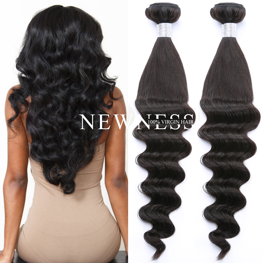 5a 6a 7a 8a 9a grade nice texture virgin hair weave curl holding virgin brazilian and peruvian hair