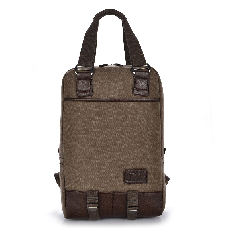 Wholesale new fashion travel bagpack high quality canvas <strong>backpack</strong>