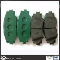 Auto Brake Systems Parts Ceramic Brake Lining
