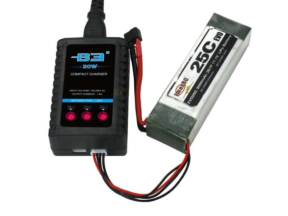 Best Drone Lipo Battery Charger