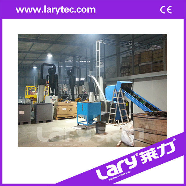 yusing desulfurized rubber production line