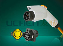 sae j1772 connectors\ nimh battery car\sae j1772 female\sae j1772 socket