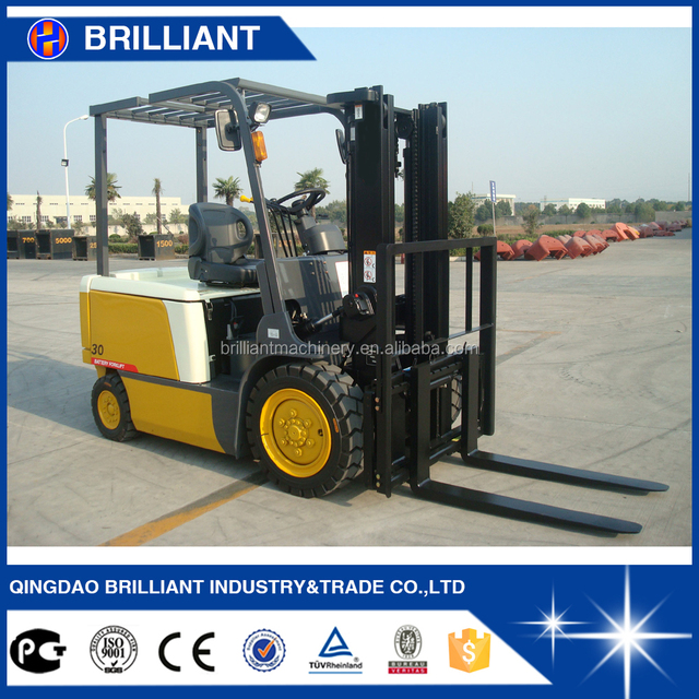 Electric Forklift Price With CE Certificate on15 Ton Forklift