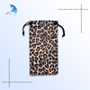 Durable screen printing cotton phone bag