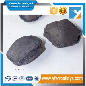 The Basis of Industrial Raw Materials - Ferro Alloys Ball/Ferrosilicon Ball
