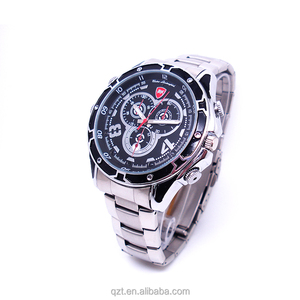 Hot selling HD 1080P spy camera watch with night vision mini dvr 8g memory built-in watch camera