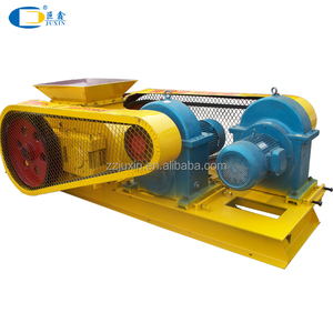 Popular stone fine crusher double roll crusher / double rotor fine crusher/ vertical shaft impact crusher