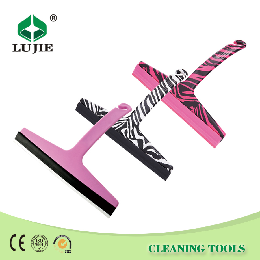 High quality good service fashion design hot selling easy use plastic mini squeegee