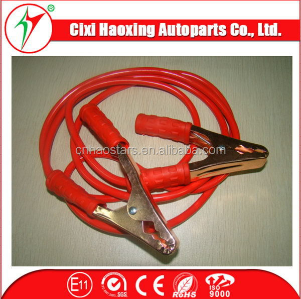 Customized useful car booster cable/jump start cable