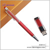 Cheapest Multifunctional Crystal Touch Pens Rhinestone Usb Pens
