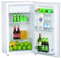 95L Best selling single door high quality mIni refrigerator price