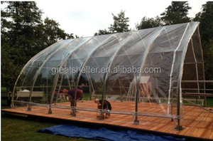 Transparent Gardent Canopy Tents, Canopy For Agricultural Tractor