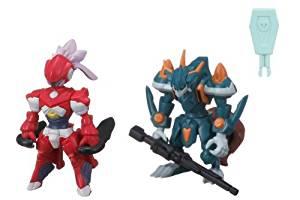 Buy Little Battlers Lbx Battle Custom Figure Set Lbx Odin Mk 2 Amp