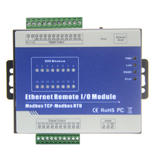 Smart Industriale sistema di relè ethernet rs485 mini plc sistema di controllo