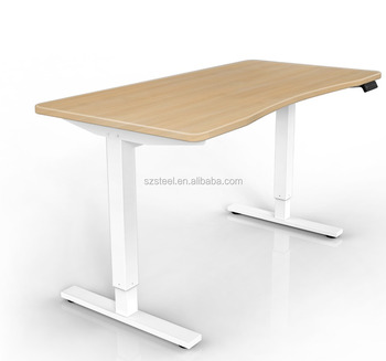 Motorized Adjustable Height TableStanding Desk Riser Motorized