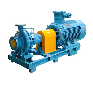 Electric motor driven acid chemical pump