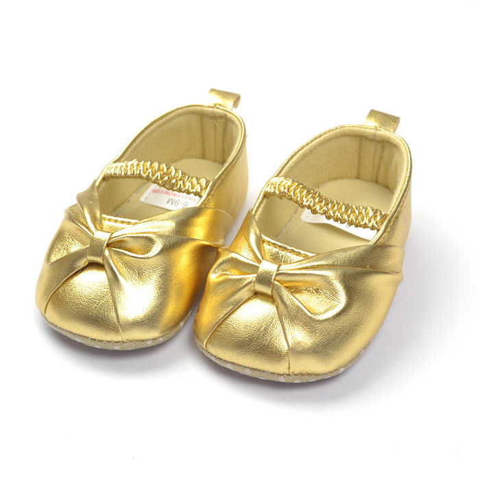 Baby Gold Shoes Nz
