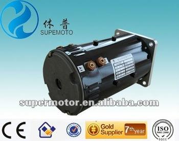 4kw48v 60v 72v Dc Motor With Brush For Electric Car Golf Cart