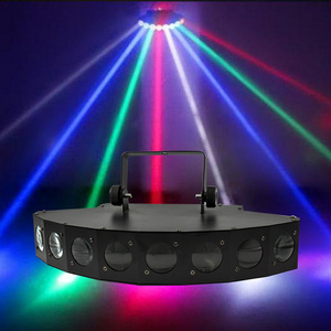 LED beam lamps 8 eyes beam for KTV bar light stage light KTV flash light