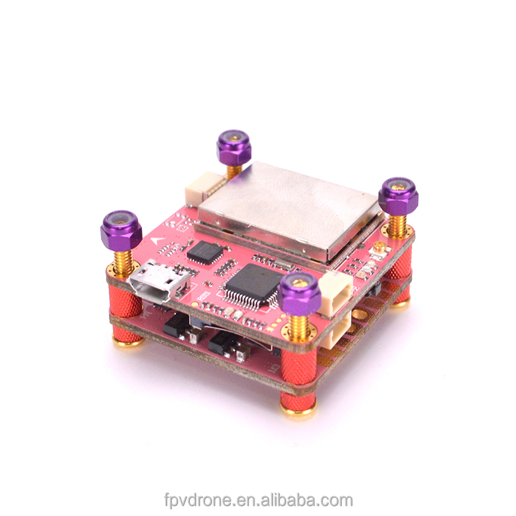 Flytower F4 Pro Flight control Integrated OSD 4 in 1 40A ESC BLHeli_S / Dshot 150/300/300 For FPV Racing drone