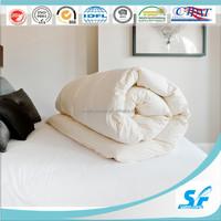 Hangzhou factory Cotton Casing Silk Duvet/Comforter for Home