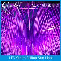 High brightness flash decorative fullcolorl RGB Led storm falling light for dance club /night club/Christmas /concert