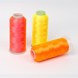 High Quality Eco-Friendly 100% Polyester Embroidery Thread 120d/2 4000yard