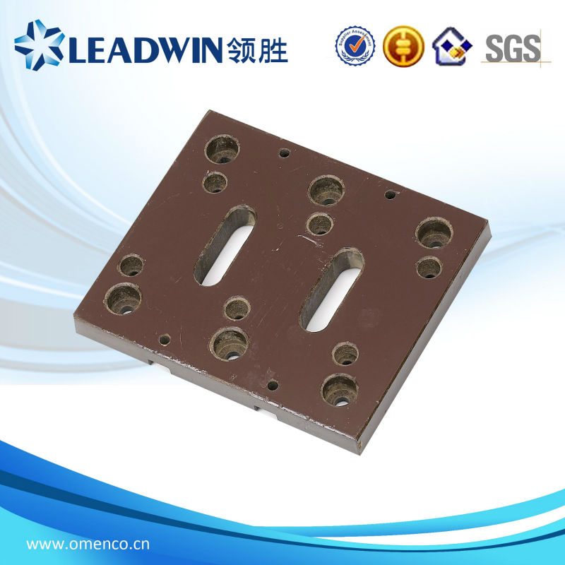 high mechanical properities Phenolic paper Parts for machine electrical insulation motors