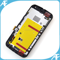 For Motorola Moto G2 G 2 XT1063 XT1064 XT1068 full LCD Screen Display + Digitizer Touch+frame original black