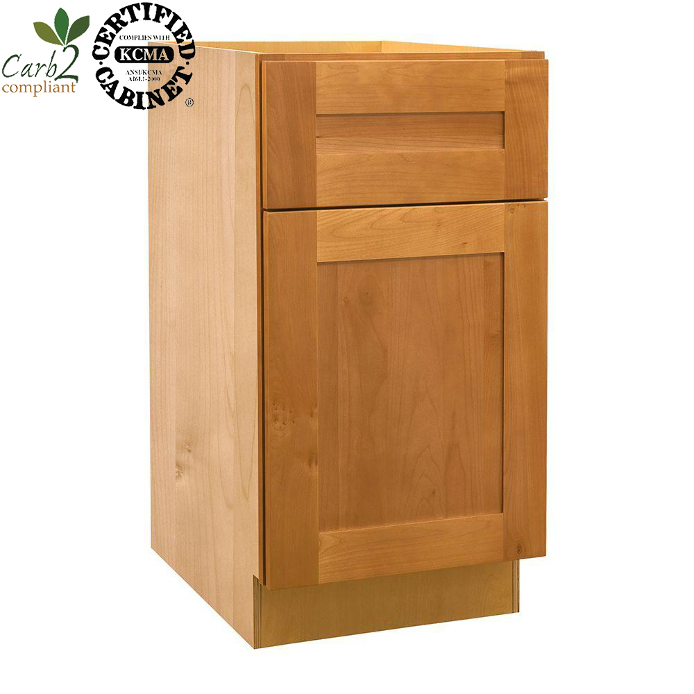 High End Knock Down American Standard Kitchen Cabinet Solid Wood