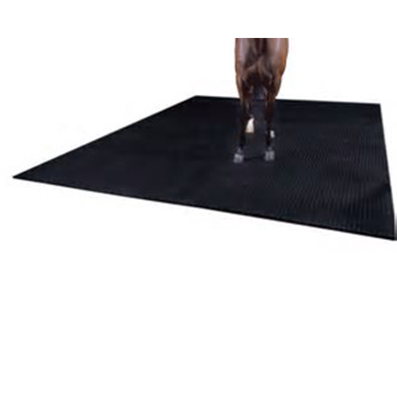 Cheap Wear Resistant Durable and Permeable Horse Cow stall floor Rubber Mat With Good Drainage Ability rubber quality supplier