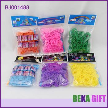 crazy loom bands wholesale diy make rubber band bracelet cheap loom  rainboww bands kit weaving loom, View crazy loom bands wholesale, Product  Details